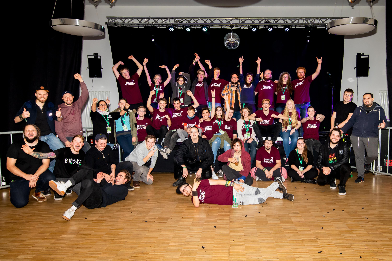 Vorstadt Sound Festival 2019 Teamfoto